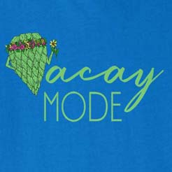 Vacay Mode for Beer Lover Summer Vacation Shirt