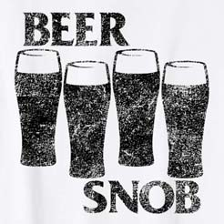 Beer Snob Punk Rock Day Drinking Shirt