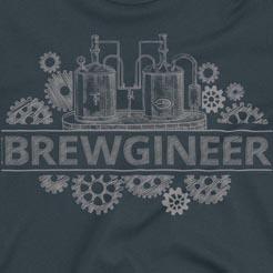 Brewgineer Craft Beer Brewery Worker Brewmaster Brewer Homebrewer