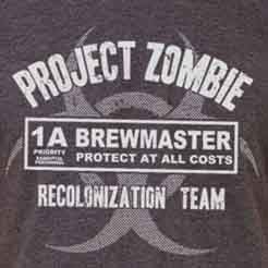 Project Zombie Recolonization Team - BrewMaster Protect at all Costs