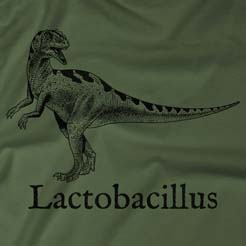 Lactobacillus Funny Beer Brewing Science Yeast Bacteria Troll
