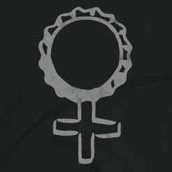 Bottlecap bottle cap venus female symbol craft beer girl brewery brewer pink boots society graphic tee t-shirt