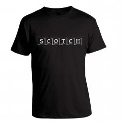 Scotch Periodic Table T-Shirt