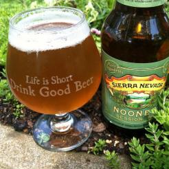 Beer Snifter - Life is Short Drink Good Beer