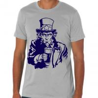 Uncle Sam Craft Beer Tee