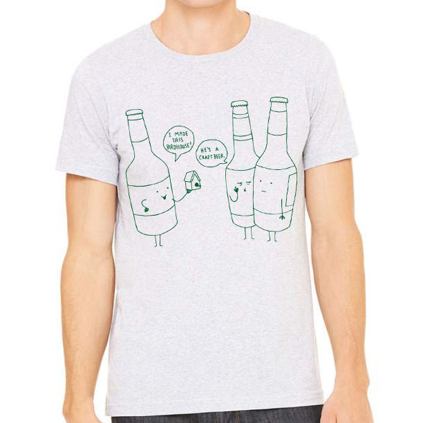 Crafty Beer Tee