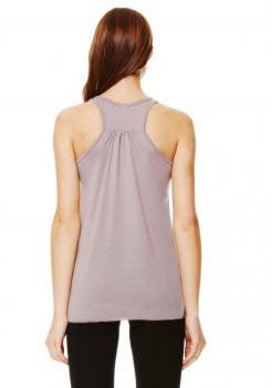 Back - Women's Flowy Tank