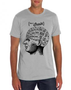 Beer on the Brain Graphic Tee