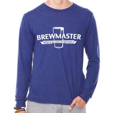 Brewmaster Long Sleeve T-Shirt