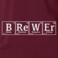 Periodic Table Brewer Tee