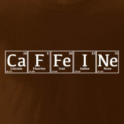 Caffeine Periodic Table T-Shirt
