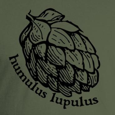 Humulus Lupulus Graphic Tee