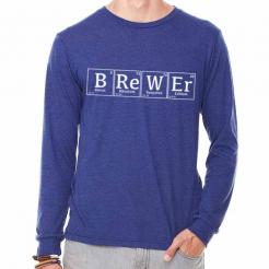 Periodic Brewer Long Sleeve T-Shirt