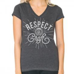 Respect Craft Women's V-Neck