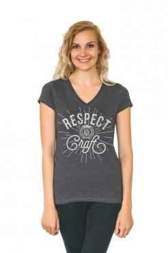 Respect Craft Women's V-Neck