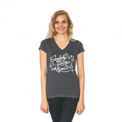 Everybody Loves a #BeerGirl V-Neck
