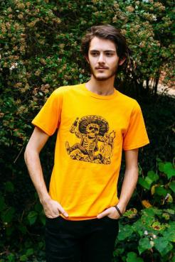 Day of the Dead Graphic Tee