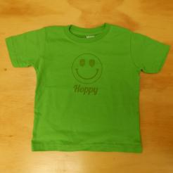 Hoppy Face Toddler Tee