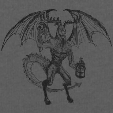 Jersey Devil Graphic Tee
