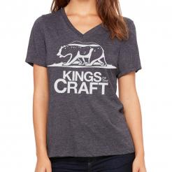 Kings of the Craft Official Logo Women's T-Shirt