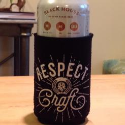 Respect Craft Premium Beer Koozie