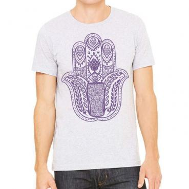 Hopsa Hand Craft Beer Yoga Unisex Graphic Tee