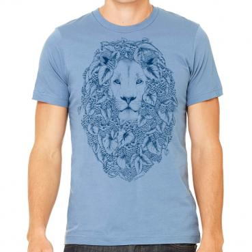 Craft Beer Lion Graphic Tee