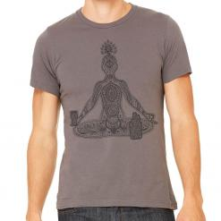 Craft Beer Chakra Graphic Tee