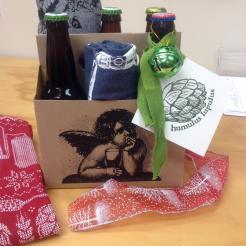 Gift Six Pack Holder