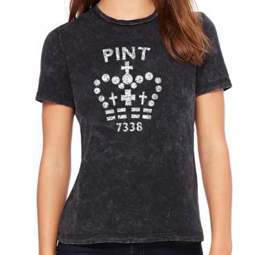 Pint Symbol Women's Crew Tee