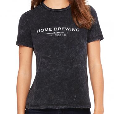 Home Brewing Est. 3500 BC Women's Crew T-Shirt