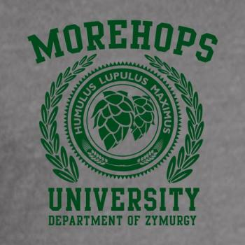 Morehops University T-Shirt