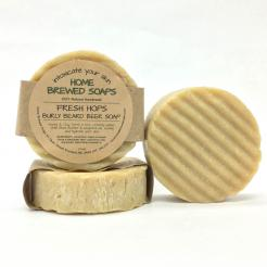 Fresh Hops Burly Beard Beer Soap