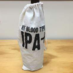 Blood Type IPA Drawstring Gift Bag