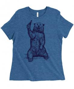 Funny Craft Beer Shirt - California Grizzly Bear Shirt