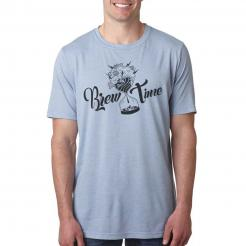 Brew Time - Beer Brewing Graphic Tee