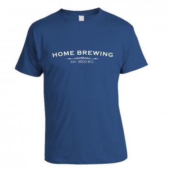 Home Brewing Est. 3500BC T-shirt