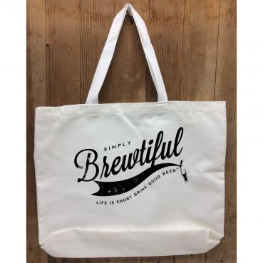 Brewtiful tote bag