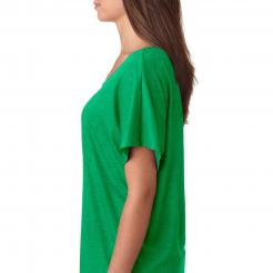 Dolman side view
