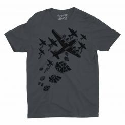 Hop Bomber Graphic Tee