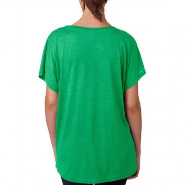 Dolman back view