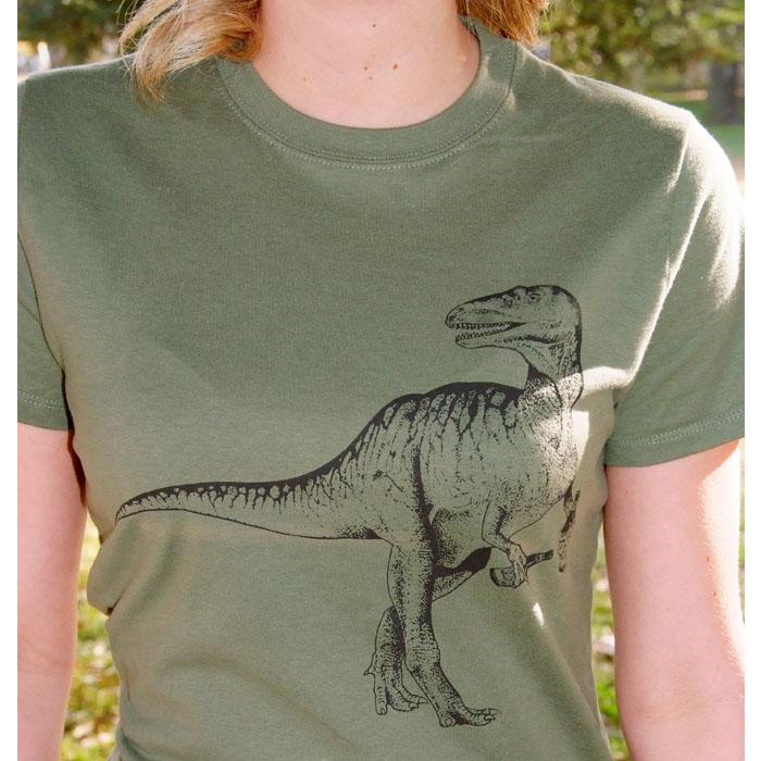 Dinosaur Woman