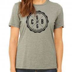 Craft Beer Girl Gang Bottle Cap Womens Graphic T-Shirt