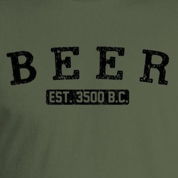 Beer Est 3500BC  Tee