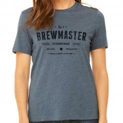 Brewmaster Extraordinaire Womens Graphic T-Shirt