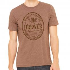 Home Brewer's Seal T-Shirt