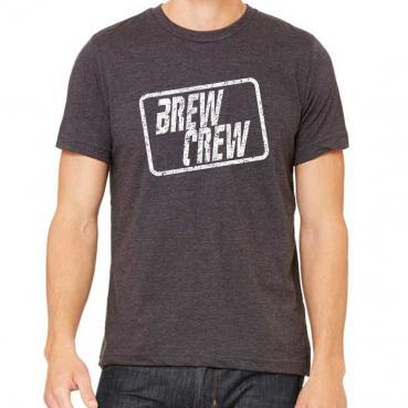 Brew Crew homebrew beer brewer brew day t-shirt