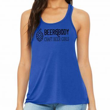 Beer&Body Logo Women's Flowy Tank