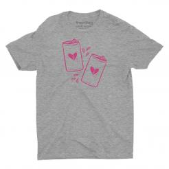 Heart Breaker Unisex Blended Tee