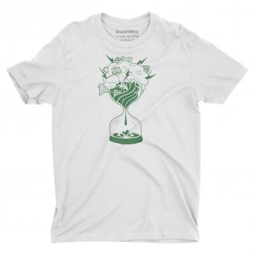 Brew Time Hourglass Graphic Tee